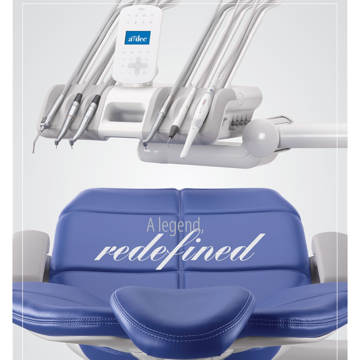 Unit dentar A-dec 500