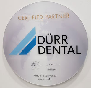 Certificare Durr Dental